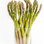 Asparagus and stock