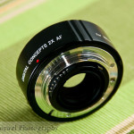 DIY macro extension tube