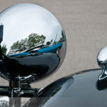 Details on Packard, model 900 and about photographing a car show