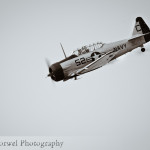 What Beechcraft T6 has to do with handholding a lens