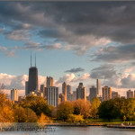 Photomatix upgrade and fall in Chicago in HDR