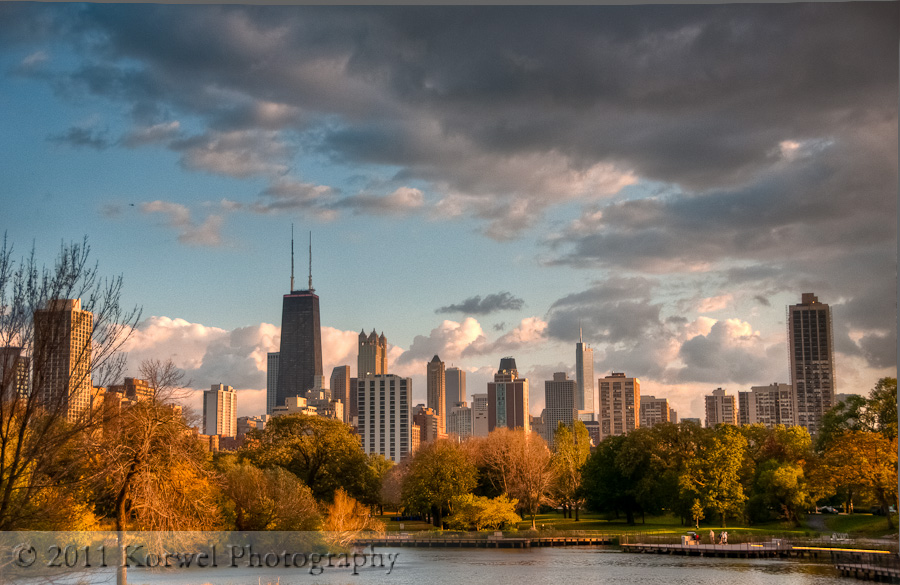 Autumn In Chicago Korwel Photography