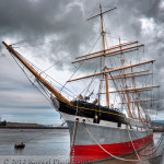 Balclutha –  a sailing ship