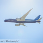 Aviation Friday – Boeing 787 in the sun