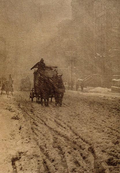 A Stieglitz-Winter Fifth Avenue