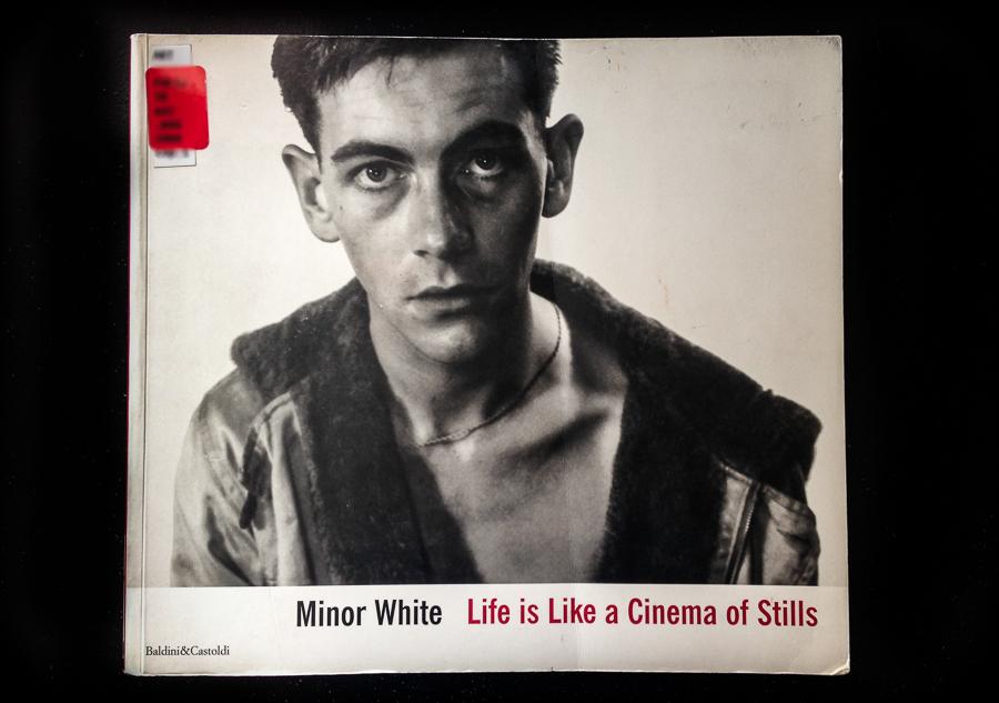 Minor White photo book