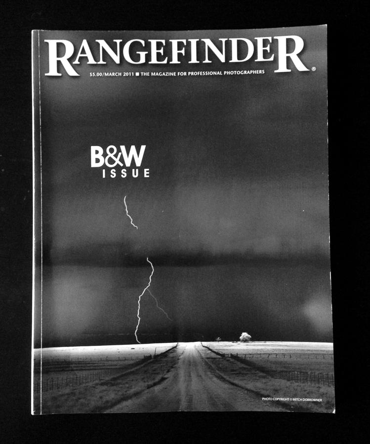 Rangefinder magazine cover, Matrch 2011