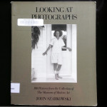 "Exploring the masters – John Szarkowski ""Looking at photographs"""