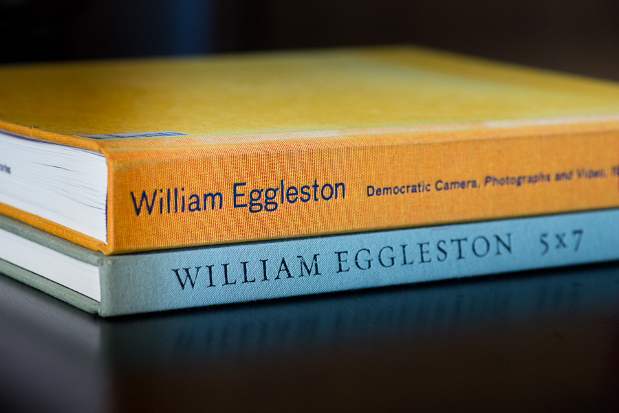 Eggleston books