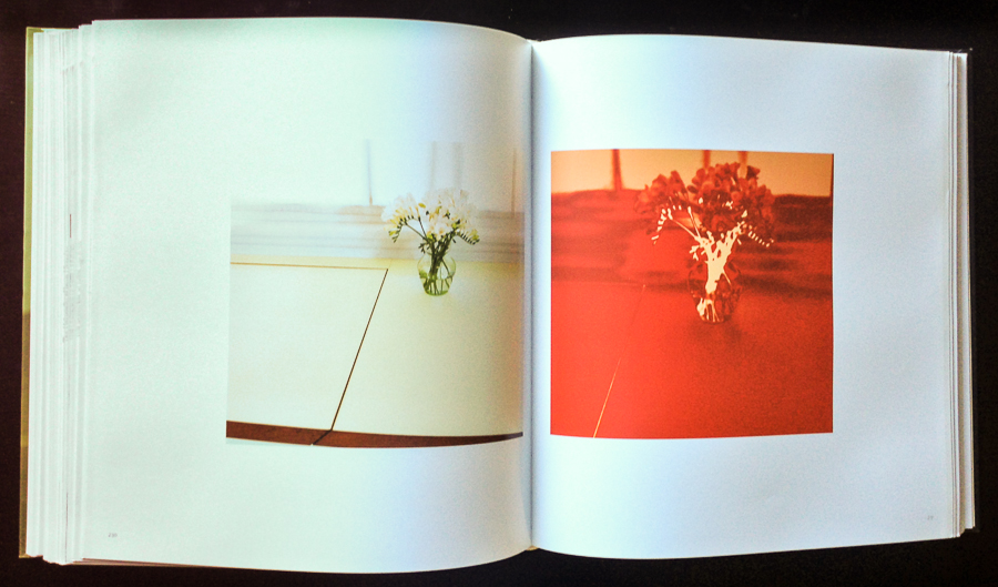 "Page 213 from ""Untitled 2005), Uta Barth ""The long now"""