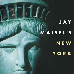 Jay Maisel's New York book cover