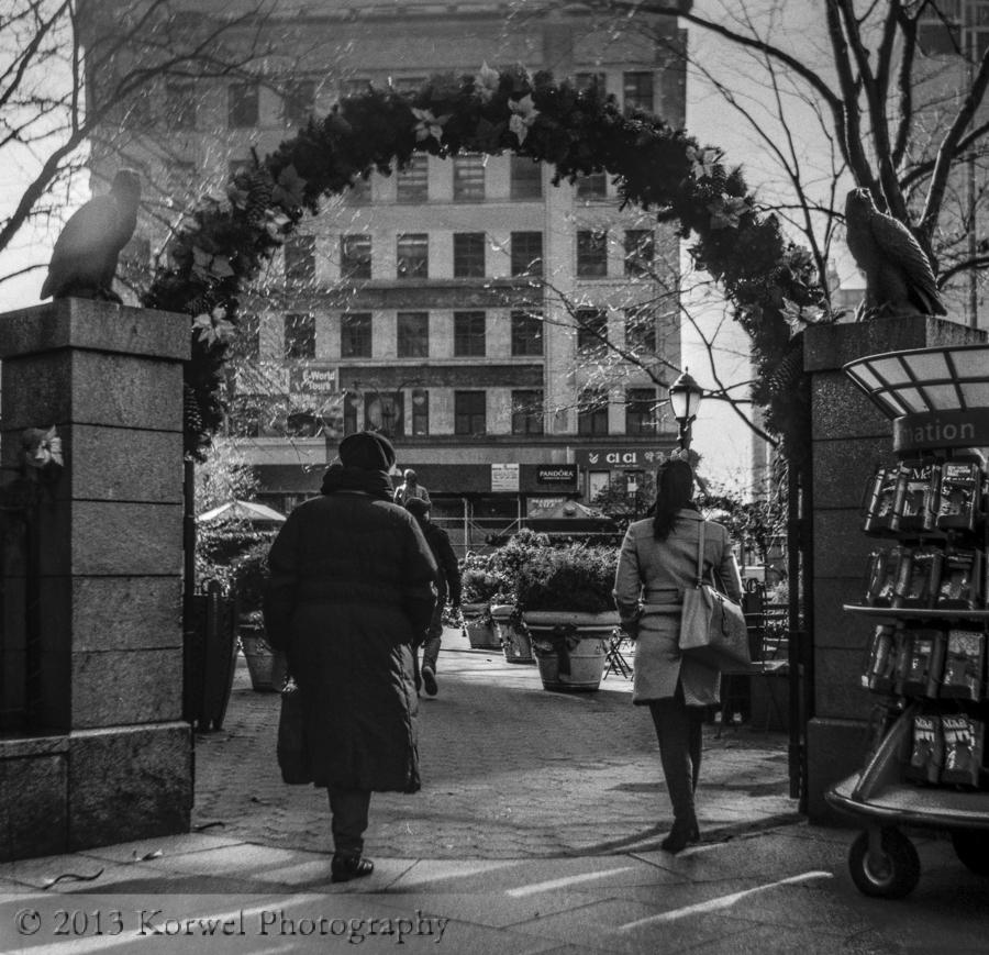 Holidays at Herald Square, New York City