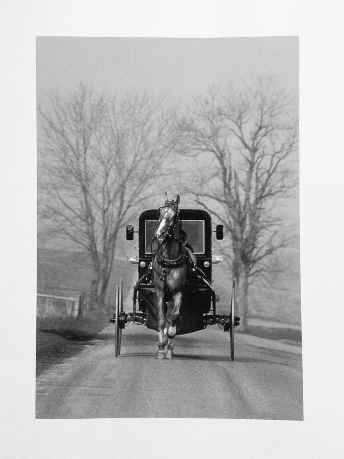 Another America - Amish 16, Lancaster County, PA, 2001