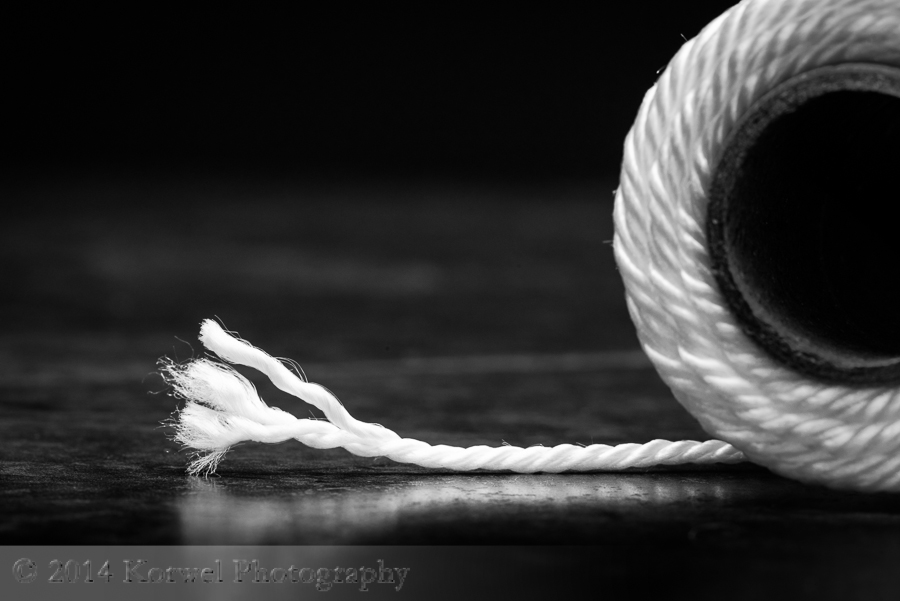 A spool of string