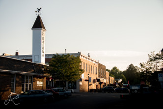 Downtown Kalona, IA